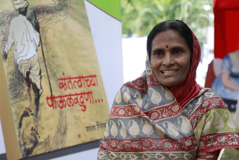 Her latest book 'Santatwachya Paulkhoona' (Footprints of Sainthood) in Marathi was released at the Pune International Literary Festival on September 10, 2017.