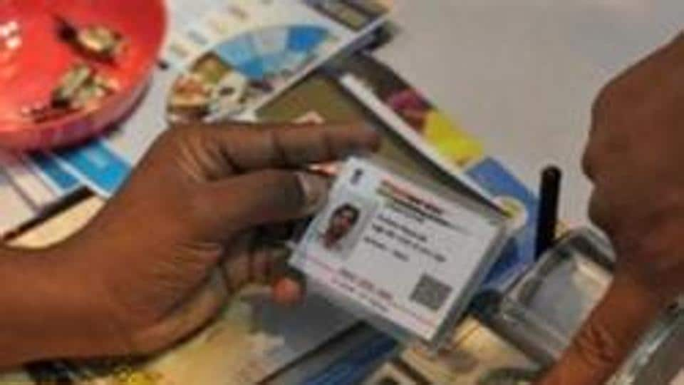 Fingerprints were cloned and used to access the Unique Identification Authority of India's enrolment service to create fake Aadhaar numbers.