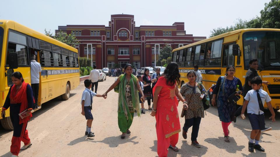 The extremely tragic incident of a child having been found murdered in a prominent Gurgaon school raises several questions regarding the safety and security of children within schools.