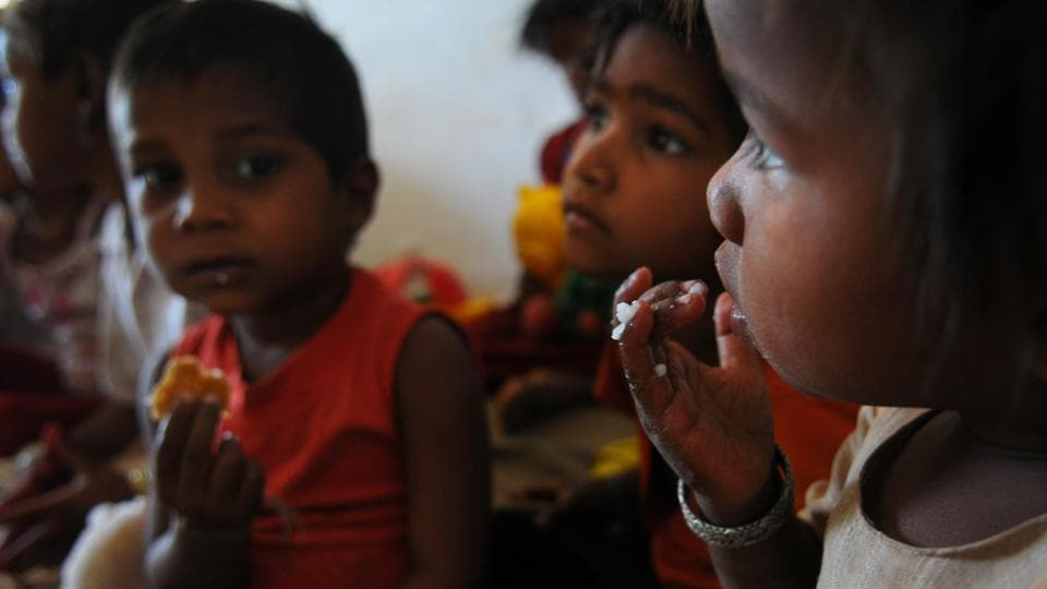 ICDS,Malnutrition among children,WCD ministry