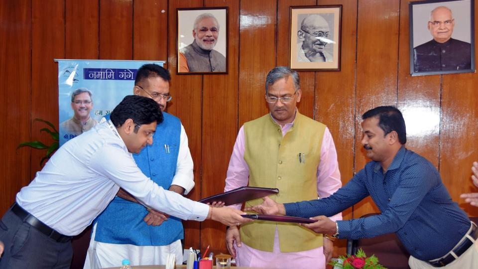 Uttarakhand News,Namami Gange,Clean Ganga