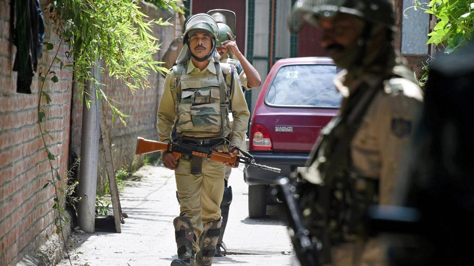 militants,Kulgam,Kashmir