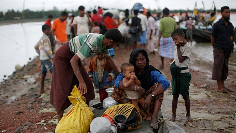 Myanmar,Rohingya crisis,Bangladesh