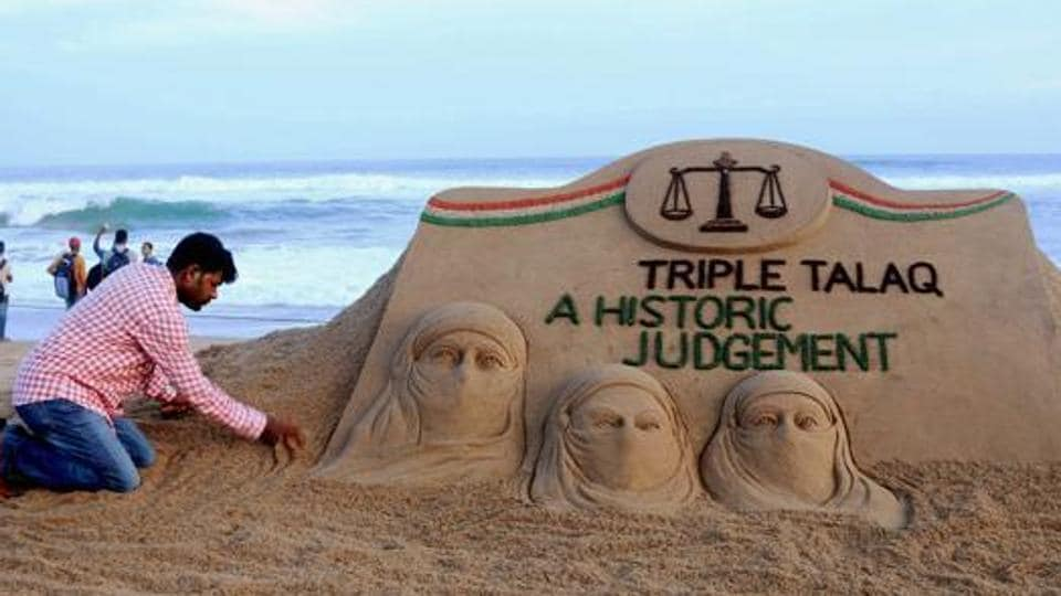 """Last month, the Supreme Court struck down the instant triple talaq among Muslims citing it """"unconstitutional""""."""