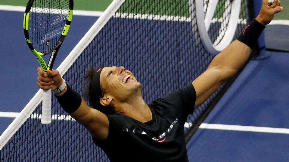 Rafael Nadal,Kevin Anderson,2017 US Open