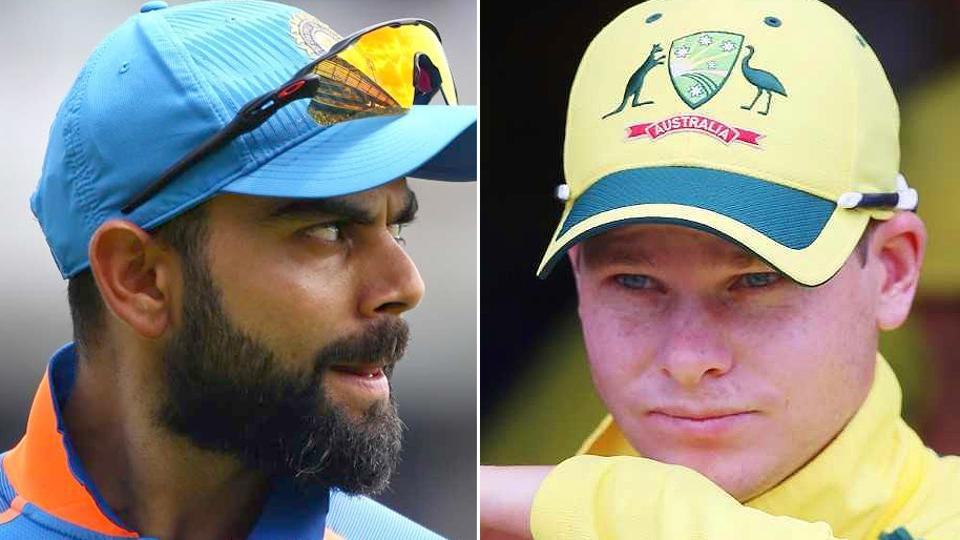 Steve Smith's Australia cricket team will take on Virat Kohli's Indian cricket team in a five-match ODI series starting on September 17. VVS Laxman and Michael Clarke analyses the upcoming India vs Australia series