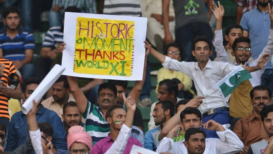 It was indeed a day to remember for Pakistan fans.  (Twitter )
