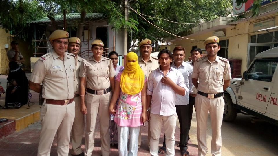 Shahid and his live-in partner Kashish have been arrested for the crime. Shahid is an actor and dancer and worked in some Bhojpuri films.