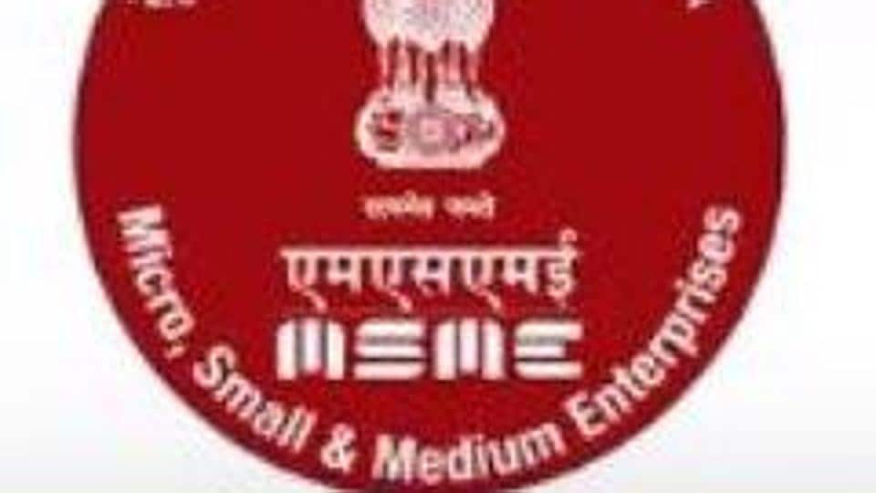 Twitter photo of ministry of MSME.