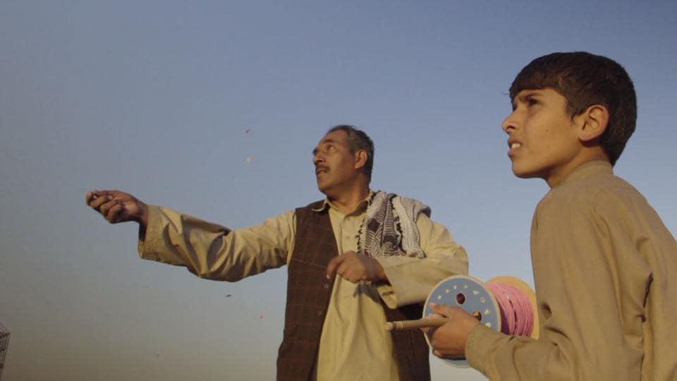 Afghanistan,Tarique Qayumi,The Black Kite