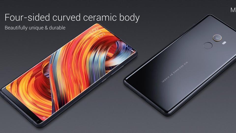 Xiaomi Mi MIX 2,Xiaomi Mi MIX 2 price india,Xiaomi Mi MIX 2 india price