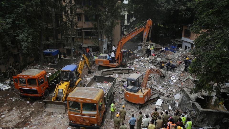 Ghatkopar,BMC,Mumbai building