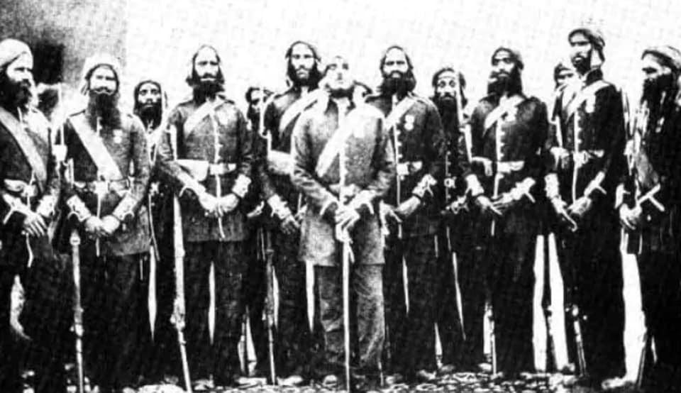 Saragarhi,Saragarhi battle,Sikh soldiers