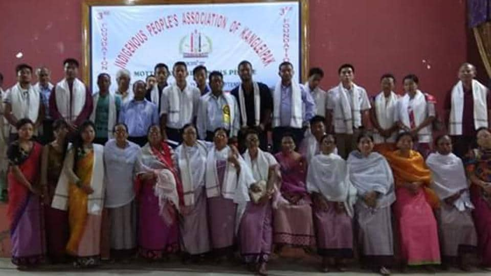 The function organised by Indigenous Peoples Association of Kangleipak (IPAK) to honour Meitei mothers in Manipur.