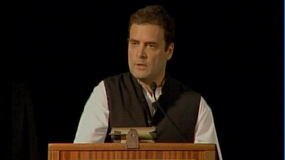 Arrogance Crept Into Congress, we Stopped Having Conversation With People: Rahul Gandhi