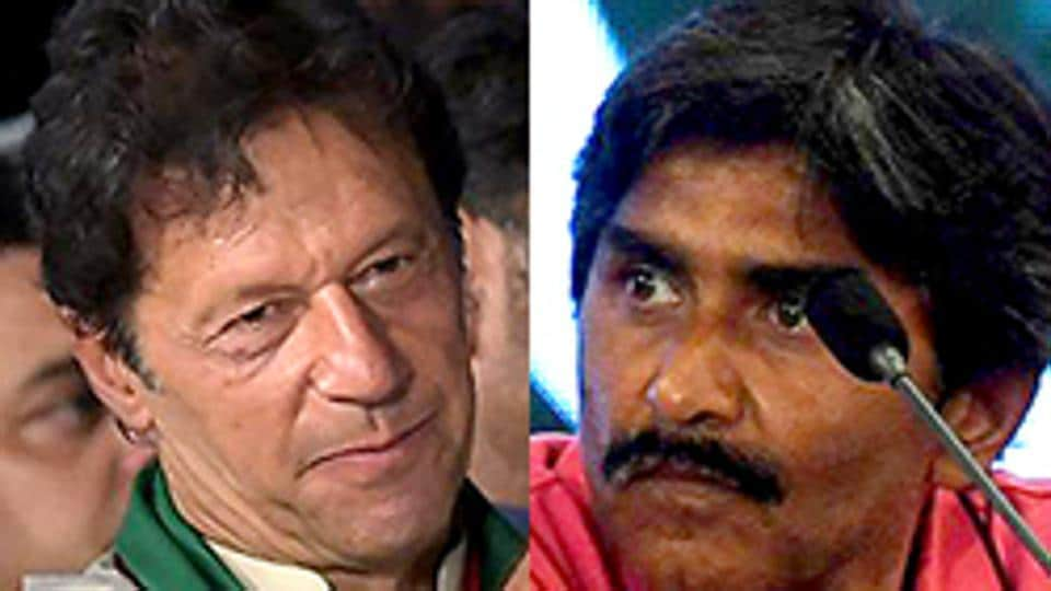 Imran Khan, Pakistan's former cricket captain turned politician, will not attend Tuesday's Pakistan vs World XI T20 cricket match in Lahore. Another captain Javed Miandad will also skip the historic match.
