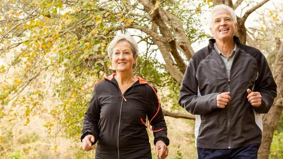 Researchers found the more exercise people did, the better was their physical function.