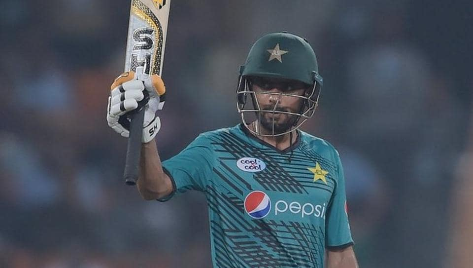 Riding on Babar Azam's 86 and brilliant spells from Sohail Khan and Shadab Khan, Pakistan beat World XIby 20 runs to go 1-0 up in the three-match series. (Twitter )