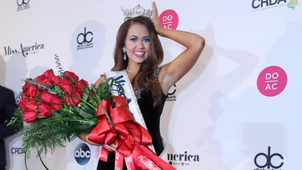 Newly-crowned Miss American Cara Mund said it was a bad decision to walk out of the Paris climate deal.