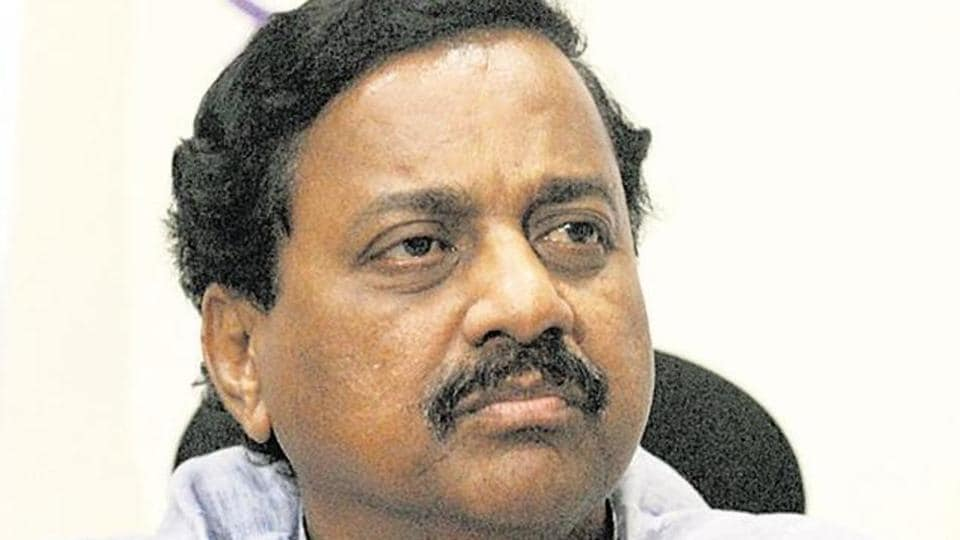 NCP leader and former Maharashtra water resources minister Sunil Tatkare.