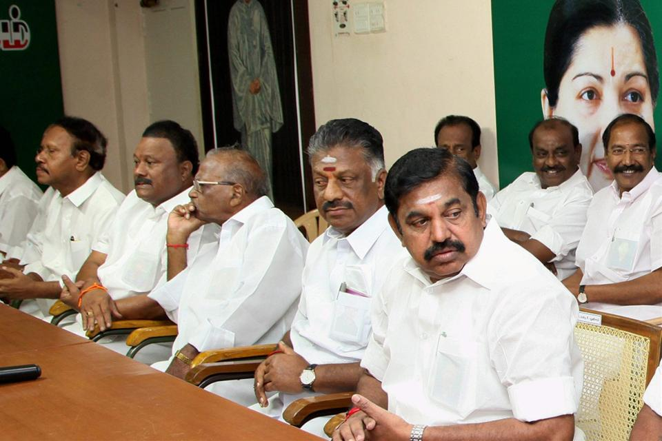 The disqualification of the rebel MLAs was a boost for chief minister E Palaniswami.
