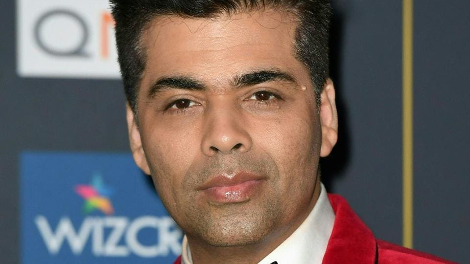 Bollywood director Karan Johar asked the artiste not to get affected by the success in showbiz.