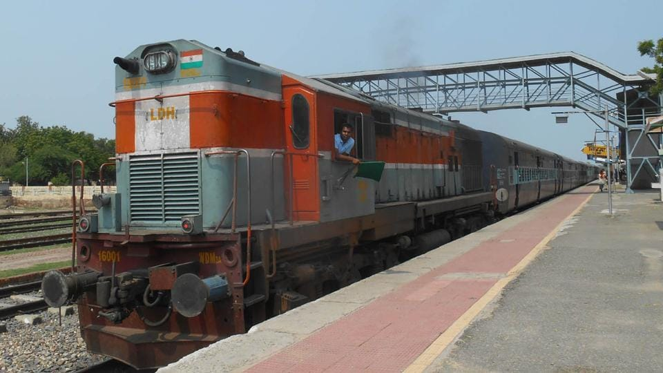 Trains restart,North-Western Railway,Rs 12-cr losses