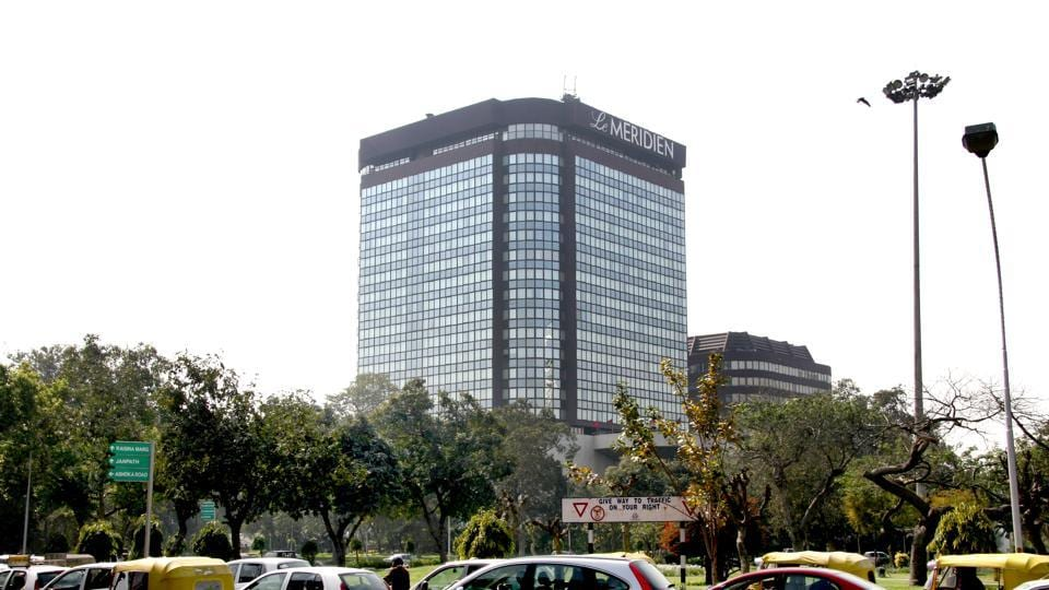 Hotel Le Meridien in New Delhi