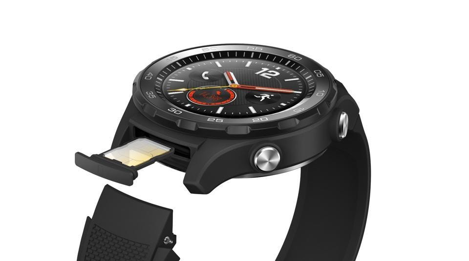 Huawei Watch 2 is here.