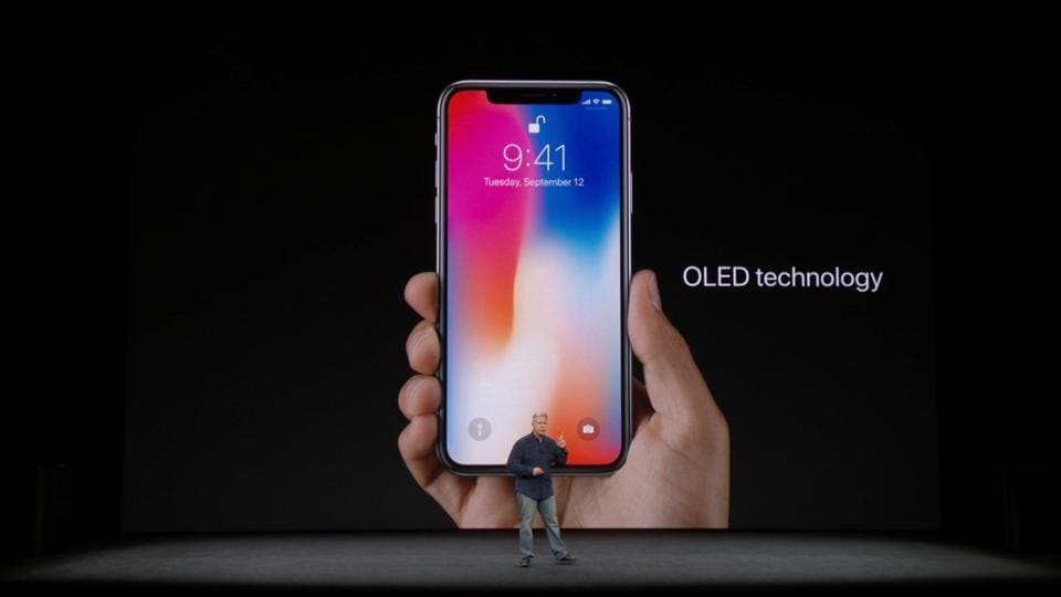 The new iPhone X is simply beautiful.
