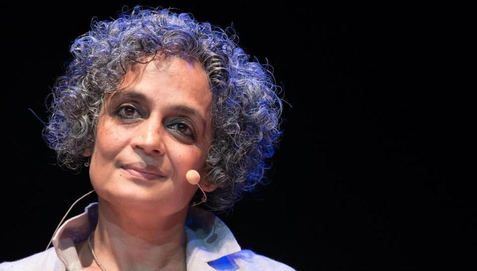 Arundhati Roy won the Man Booker Prize in 1997 for her debut novel The God of Small Things.