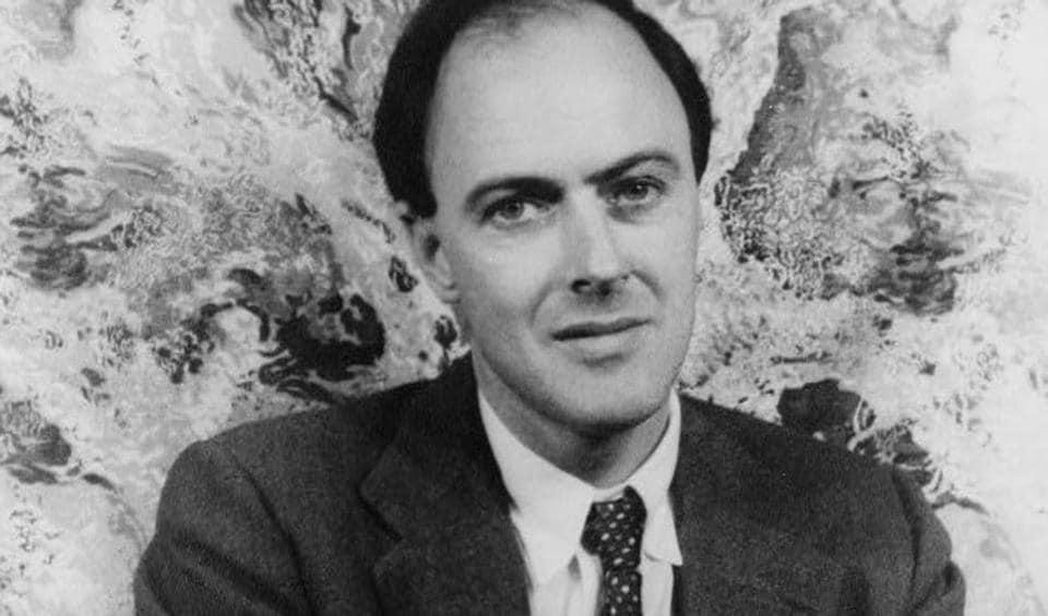 It's author Roald Dahl's birthday today.