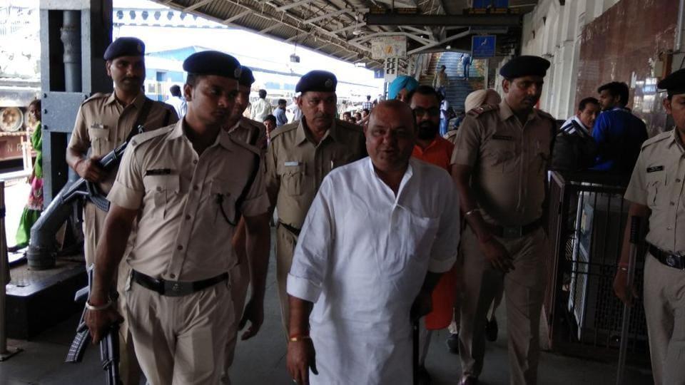 Ludhiana Congress chief Gurpreet Gogi