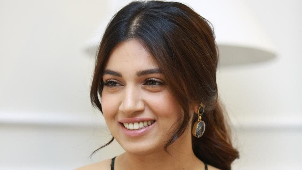 Actor Bhumi Pednekar has a clean record at the box-office so far, with all three of her films being declared hits.