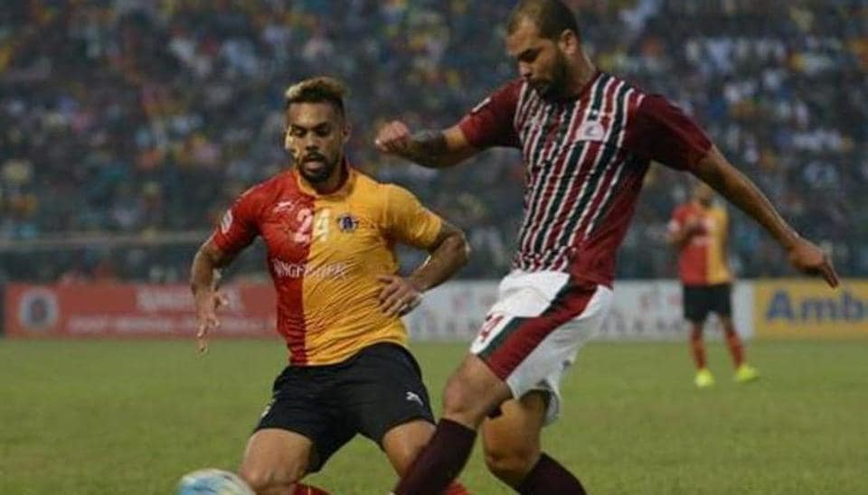 """(Representative Image) Indian FootballAssociation (IFA)general secretary Utpal Ganguli said: """"if there has to be one league in India, it has to involve Mohun Bagan and East Bengal and, hopefully in the near future, Mohammedan Sporting. If it is not, the IFA can start thinking of a separate competition."""""""