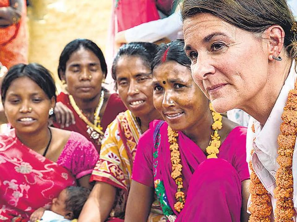 Bill and Melinda Gates Foundation launched the first Goalkeepers report on Wednesday.