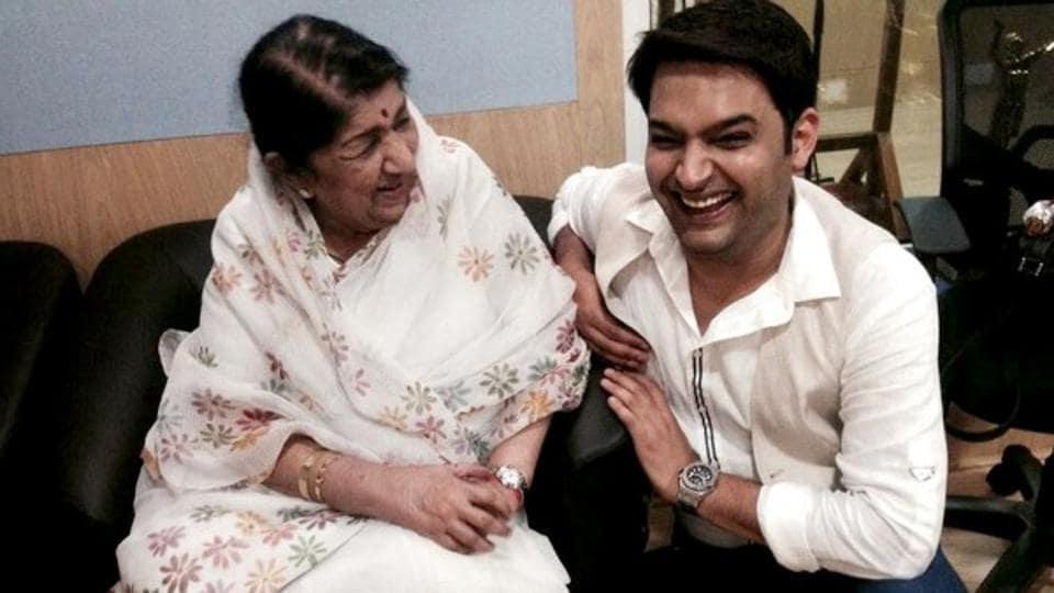 Lata Mangeshkar has been a fan of Kapil Sharma's show.