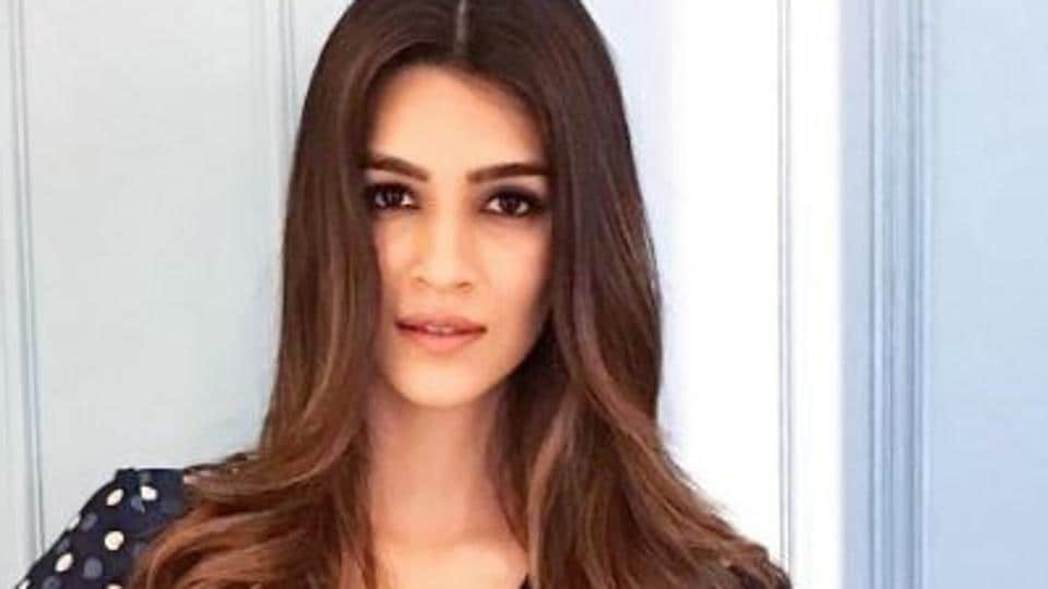 Actor Kriti Sanon played the role of Bitti Mishra in her latest release, Bareilly Ki Barfi.