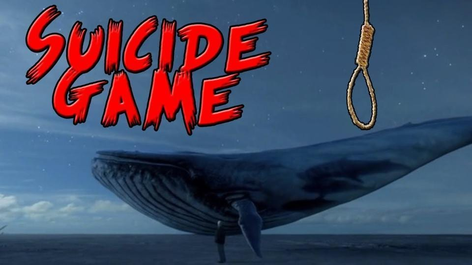 Blue whale game,Suicides,Children
