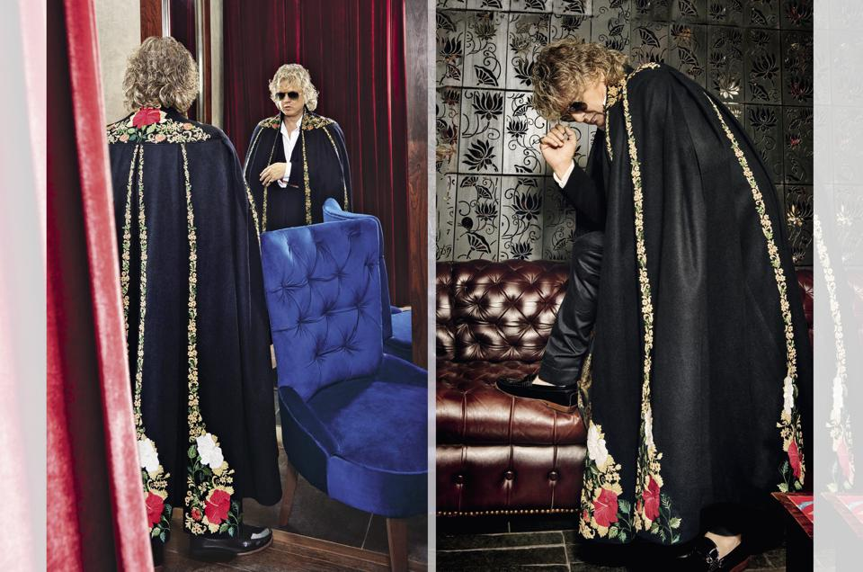 Designer Rohit Bal Calls Himself A Backslapping Hindi Speaking Guy Ghagrarock Brunch Feature Hindustan Times