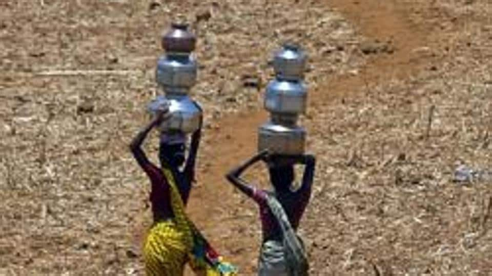 Drought in India,Crop production,Drought