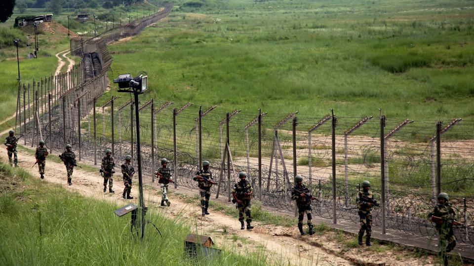 Pakistan Rangers,Jammu and Kashmir,Line of Control