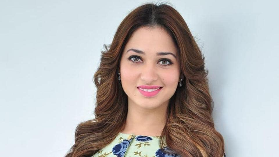 Tamannaah Bhatia did her first Tamil ad with PC Sreeman.