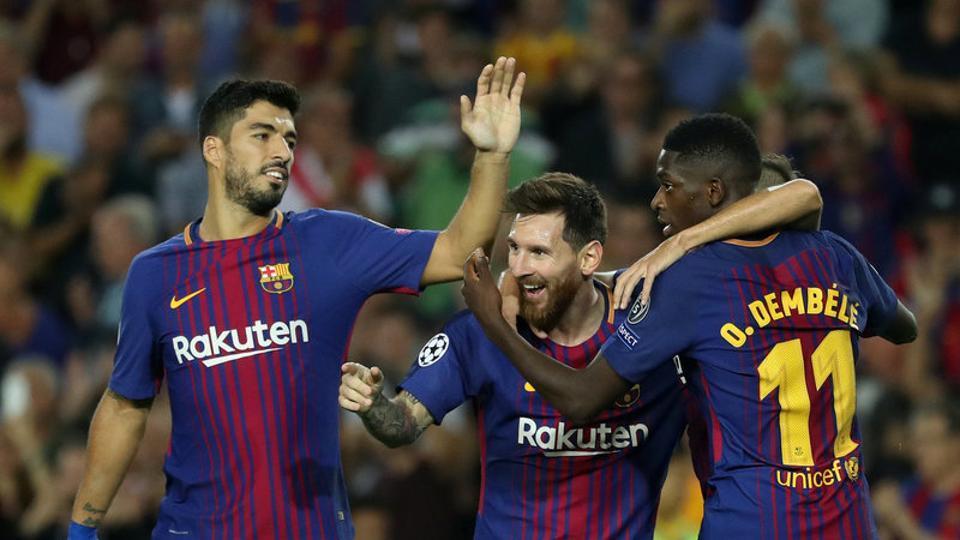 FC Barcelona,Juventus F.C.,UEFA Champions League