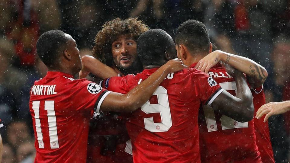 Manchester United F.C.,FC Basel,UEFA Champions League