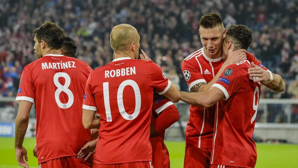 Bayern Munich registered a 3-0 win over Anderlecht in the UEFAChampions League encounter thanks to a wonderful display from Thiago Alcantara and Robert Lewandowski.