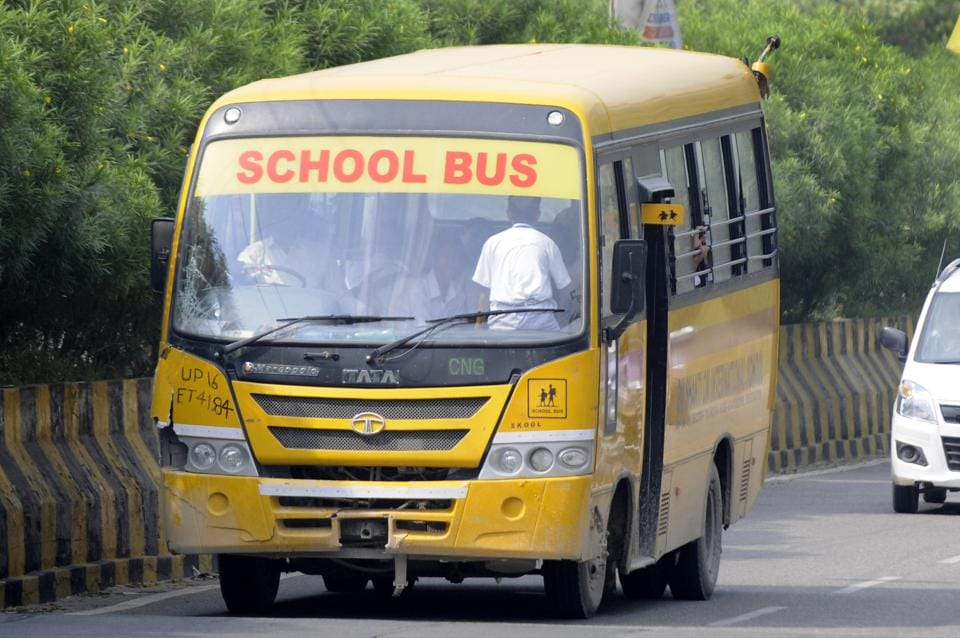 Private schools in Noida and Ghaziabad were asked to increase security and vigilance.