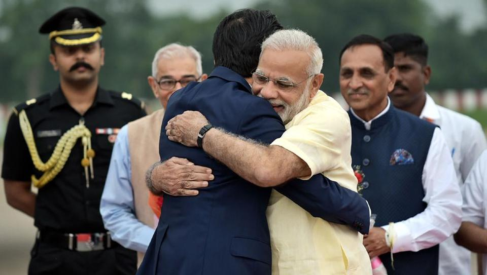 Here's how Modi's Gujarat will welcome India's best friend 'PM Shinzo Abe'