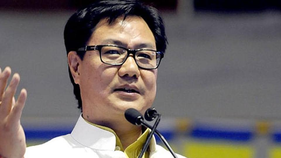 Minister of state for home affairs Kiren Rijiju had earlier said the Rohingya were illegal immigrants and stand to be deported.