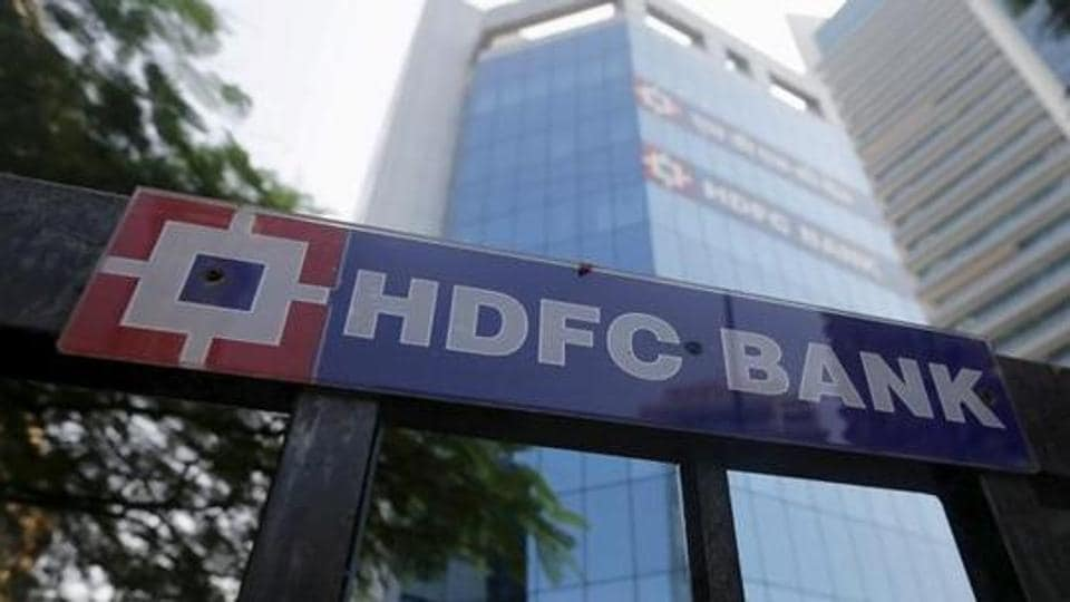 The headquarters of India's HDFC bank in Mumbai.